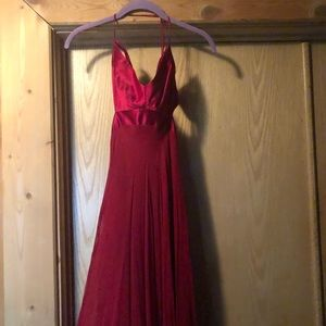 The Red Dress